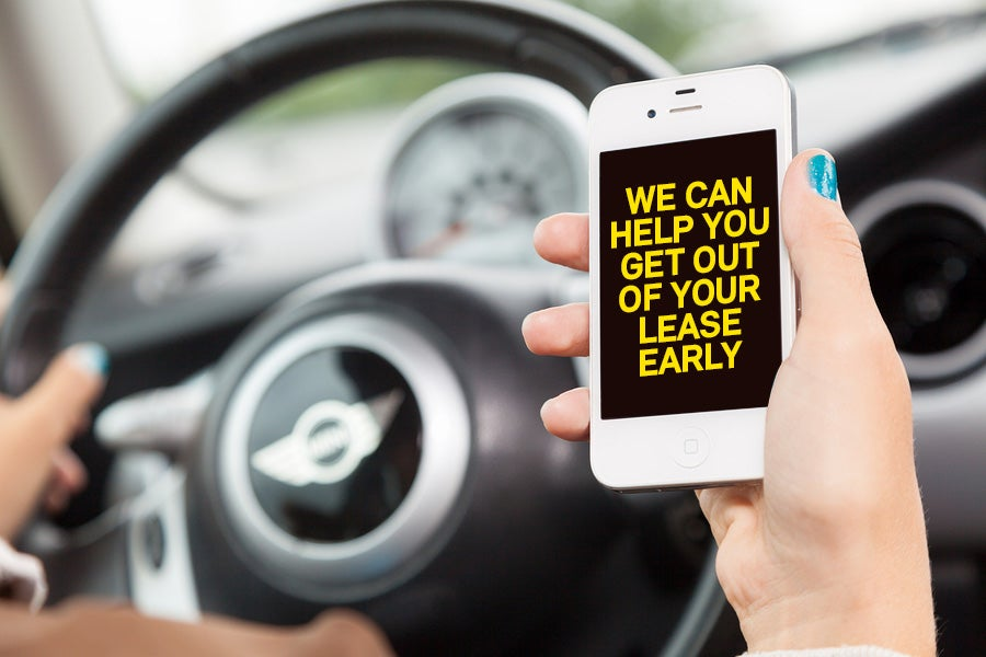 How To Get Out Of A Car Lease Early >> Get Out Of Your Lease Early