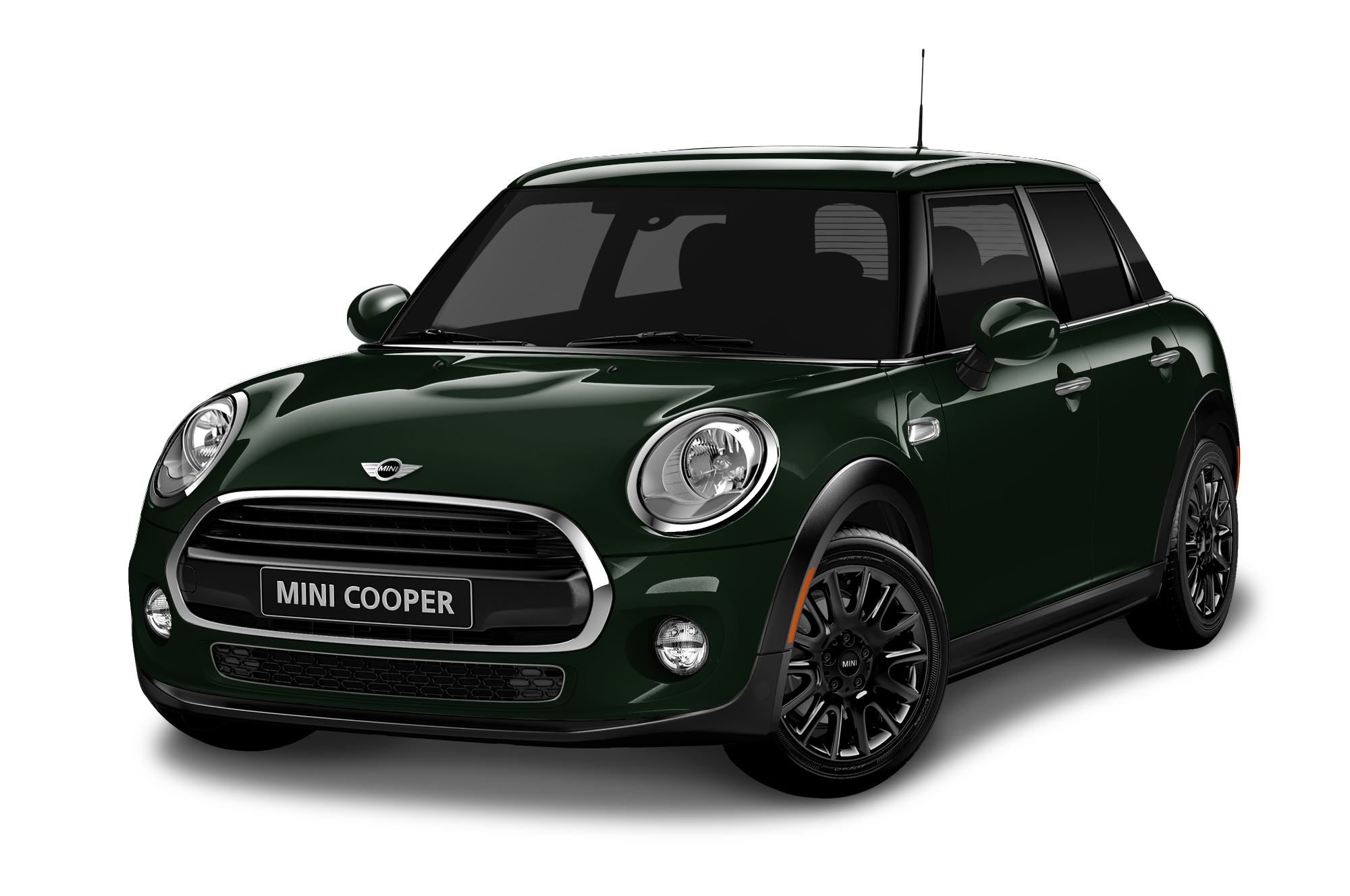Mini signature line for South motors mini cooper